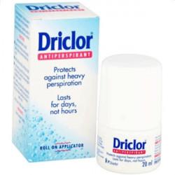 Купить Driclor (Дриклор) антиперспирант (дезодорант) 20 мл в Курске