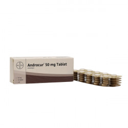 Купить Андрокур таблетки 50мг №50! в Курске
