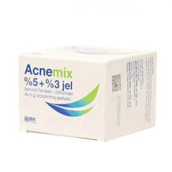 Купить Акнемикс (Benzamycin gel) гель 46,6г в Курске