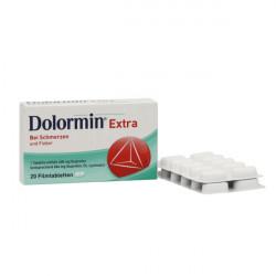 Купить Долормин экстра (Dolormin extra) таб 20шт/уп в Курске