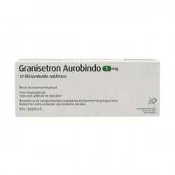 Купить Гранисетрон Aurobindo таблетки 1 мг №10 в Курске