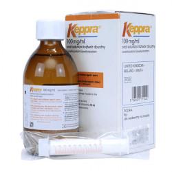Купить Кеппра сироп 100 мг/мл 300 мл в Курске