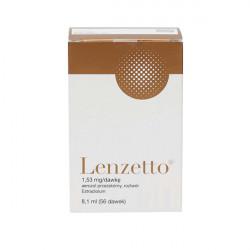 Купить Лензетто (Lenzetto) 1,53 мг трансдермальный спрей 8,1 мл (56 доз) в Курске