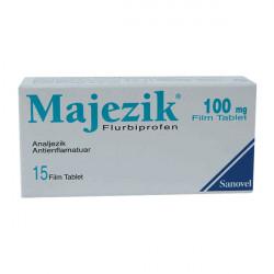 Купить Мажезик-Сановель (Majezik, Флугалин) таблетки 100мг 30шт в Курске