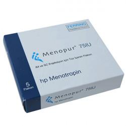 Купить Менопур (Menopur) лиоф. 75МЕ №10 (10шт/уп) в Курске