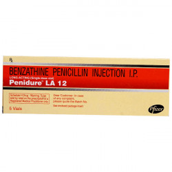 Купить Penidure (полный аналог Ретарпена и Экстенциллина) 1.2 млн МЕ №5 (5шт/уп) в Курске